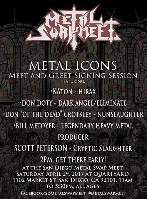 metal icons signing